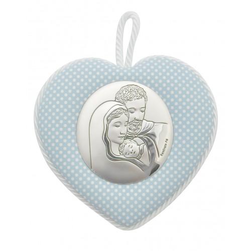 Medalion grający Święta Rodzina 10524C