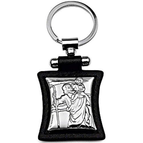 Brelok srebrny Święty Krzysztof  1111412