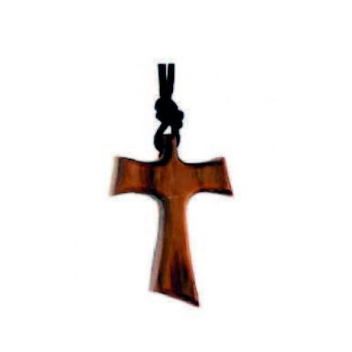 Krzyż drewniany wiszący 4757/3