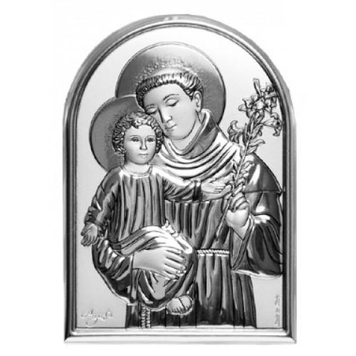 Obrazek srebrny Święty Antoni 959410