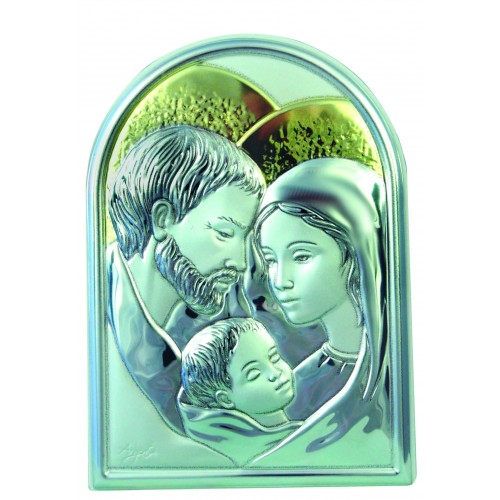 Obrazek srebrny Święta Rodzina 95952/BO