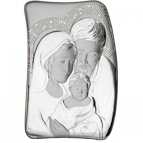 Obrazek srebrny Święta Rodzina AE0210/2