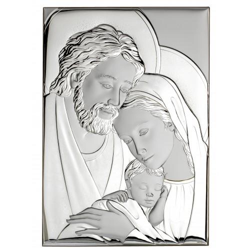 Obrazek srebrny Święta Rodzina AE0280/2S