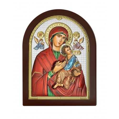Obrazek srebrny Matka Boska Nieustającej Pomocy AE0806/3D
