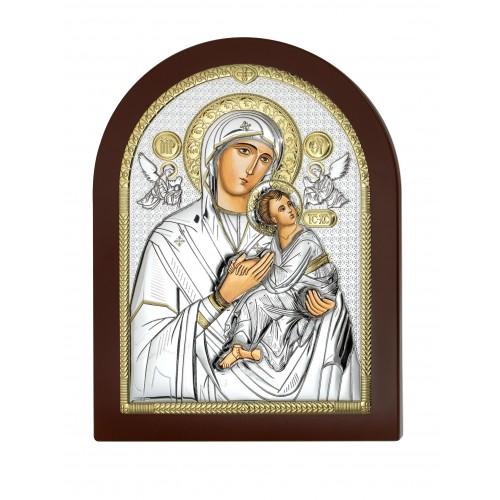 Obrazek srebrny Matka Boska Nieustającej Pomocy AE0806/2