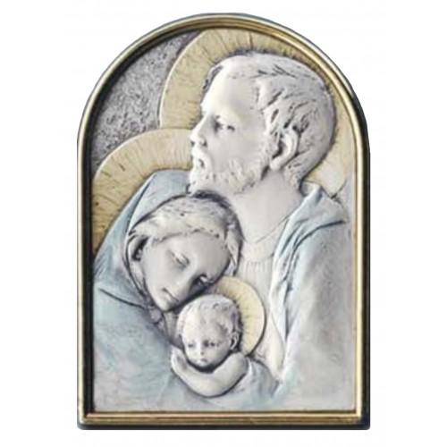Obrazek srebrny Święta Rodzina AG1208/P805