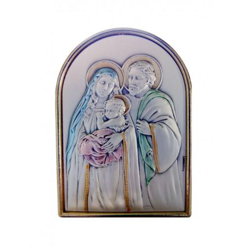 Obrazek srebrny Święta Rodzina AG1965/P918