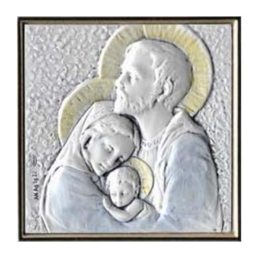 Obrazek srebrny Święta Rodzina AG960/P233