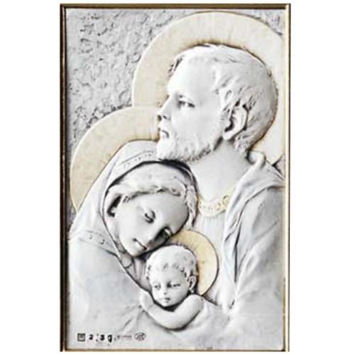 Obrazek srebrny Święta Rodzina AG976/323