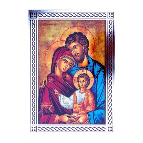 Ikona Święta Rodzina C23/106/2