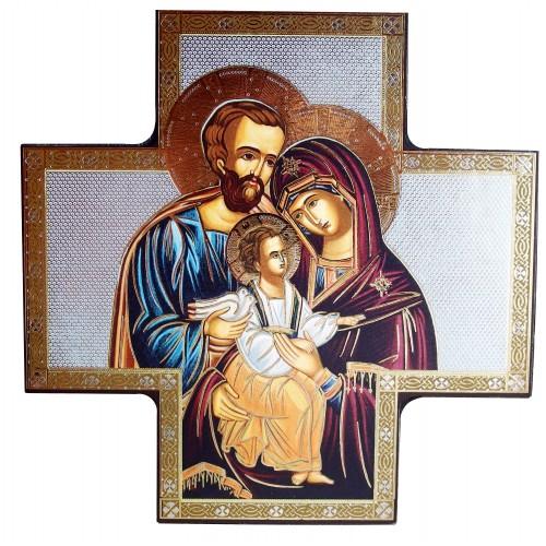 Ikona Święta Rodzina C652