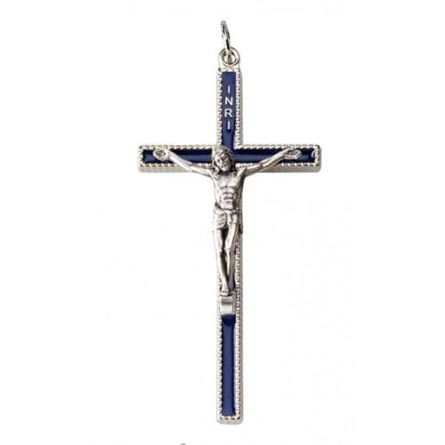 Krzyż metalowy CZ19NIK/BL