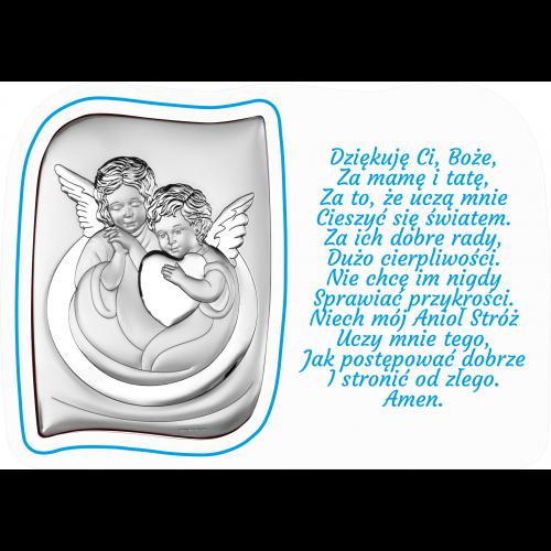 Panel Aniołki z sercem D02T/AZ03/6519/2