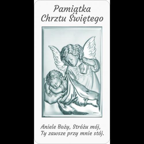Panel Aniołek nad dzieciątkiem z latarenką D09/NE01/6325/1