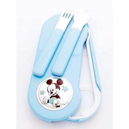 Sztućce dla dzieci Disney Myszka Miki D138C