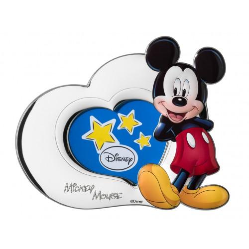 Ramka srebrna Disney D220/3XC Myszka Miki