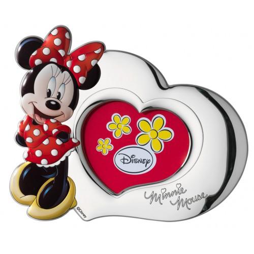 Ramka srebrna Disney D230/3XRA Myszka Minnie