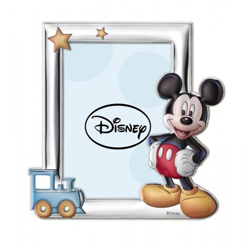 Ramka srebrna Disney D237/4C Myszka Miki