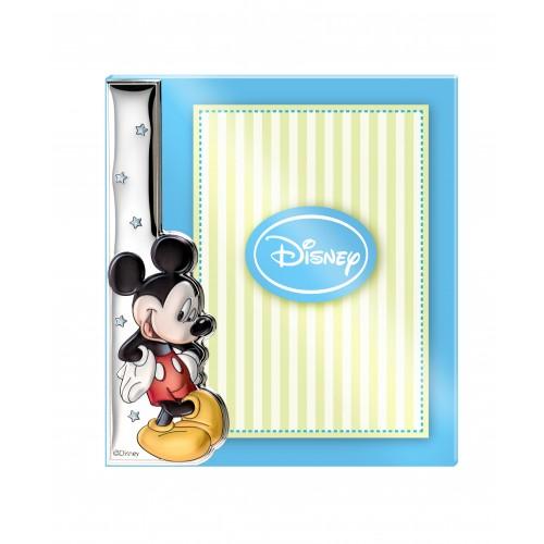 Ramka srebrna Disney D272/4XLC Myszka Miki