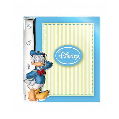 Ramka srebrna Disney D273/4XLC Kaczor Donald