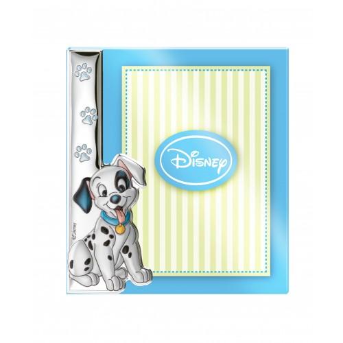 Ramka srebrna Disney D274/4XLC Pies