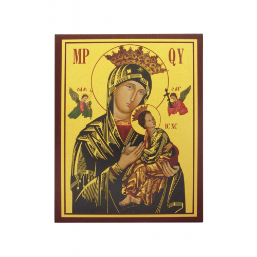 Ikona Prosta Matka Boska Nieustającej Pomocy IK1A-03