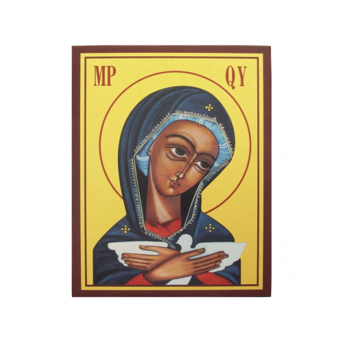 Ikona Prosta Matka Boża Pneumatofora IK1C-05