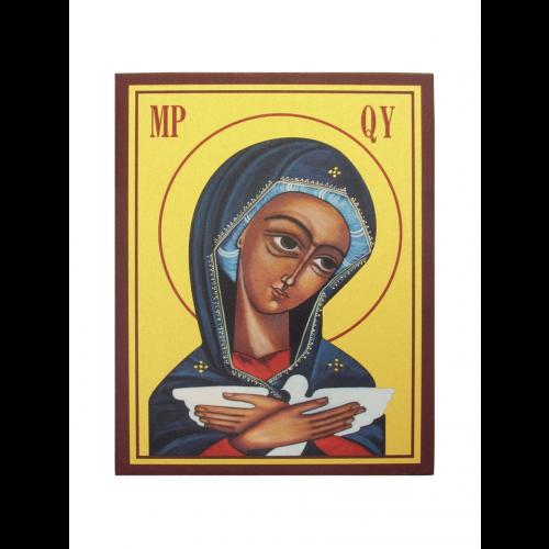 Ikona Prosta Matka Boża Pneumatofora IK1D-05