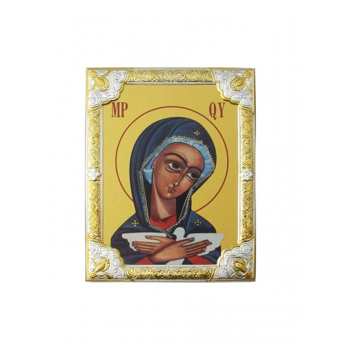 Ikona Prosta Matka Boska z Gołębiem IK1A-05R