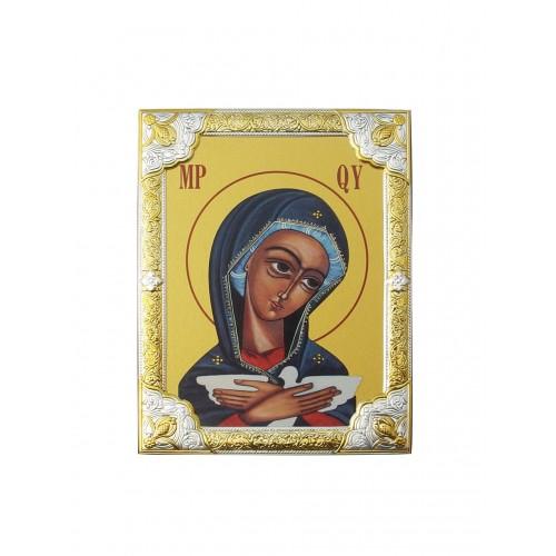 Ikona Prosta Matka Boska z Gołębiem IK1B-05R