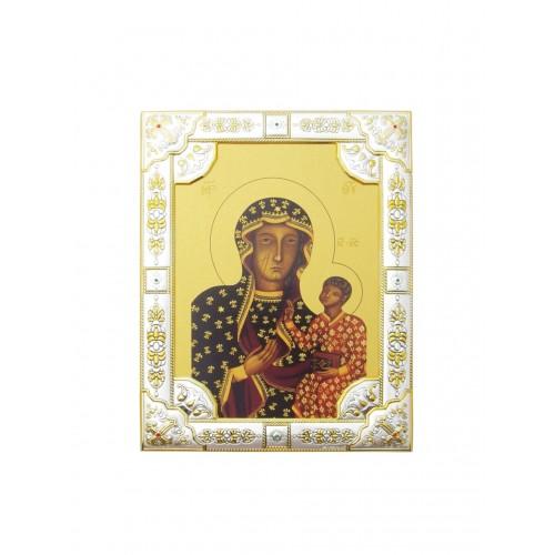 Ikona Prosta Matka Boska Częstochowska IK1C-04R