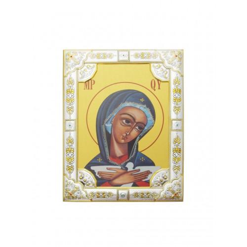 Ikona Prosta Matka Boska z Gołębiem IK1C-05R