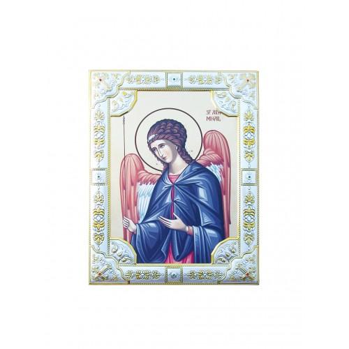 Ikona Srebrna Michał Archanioł IK1C-07SZR