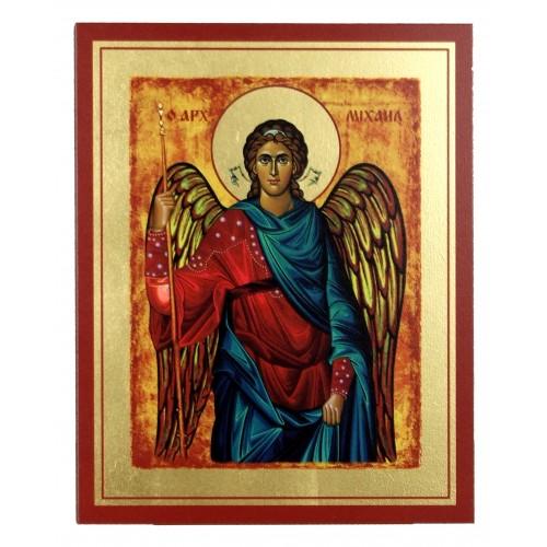 Ikona Złocona Michał Archanioł IK C-12