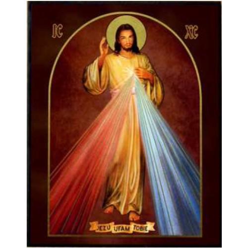 Ikona Prosta Jezu Ufam Tobie IKPC-02