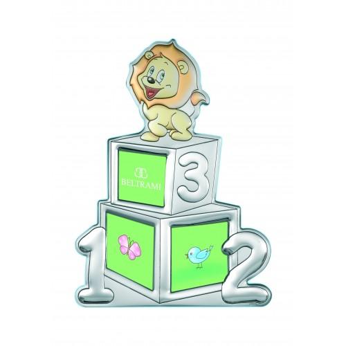 Ramka dziecięca Lew 3447/RA, 24x33