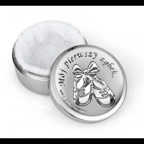 Pudełeczko na pierwszy ząbek - Buciki 3762