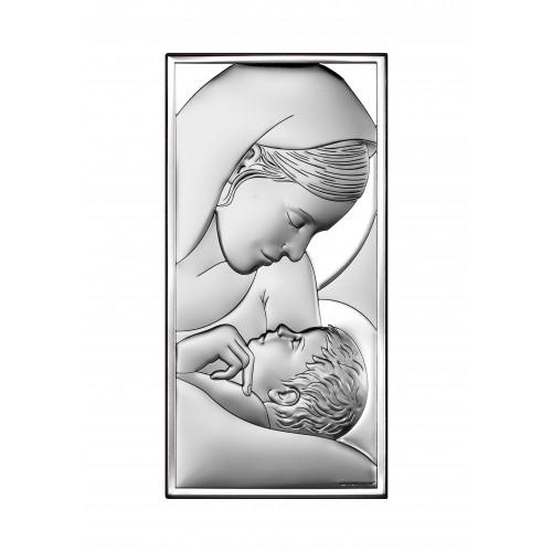 Obrazek Madonna z dzieciątkiem 6548/5, 18x36
