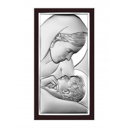 Obrazek Madonna z dzieciątkiem 6548/5WM, 20x38