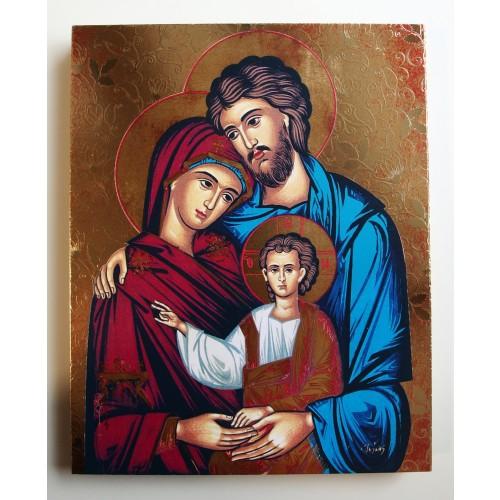 Ikona Święta Rodzina C23/125-25R