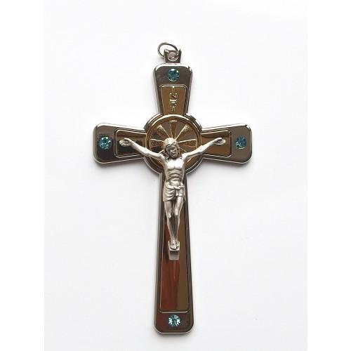 Krzyż metalowy CZ 24 NIK CE