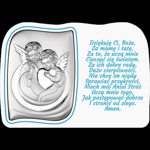 Panel Aniołki z sercem D02/AZ03/6519/2