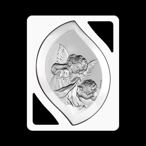 Panel Aniołek nad dzieciątkiem z latarenką D04/6533/2
