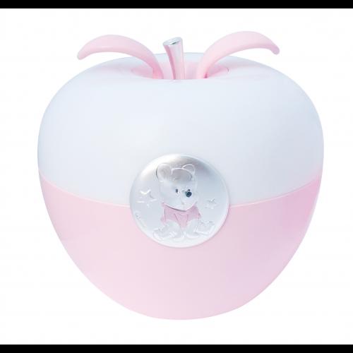 Lampka Kubuś Puchatek - Jabłko D328RA