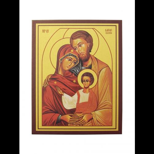Ikona Prosta Święta Rodzina IK1D-02
