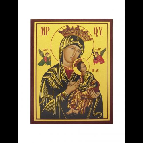Ikona Prosta Matka Boska Nieustającej Pomocy IK1D-03