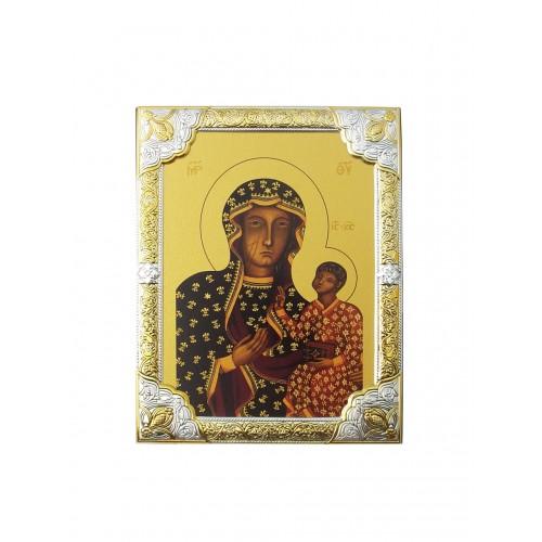 Ikona Prosta Matka Boska Częstochowska IK1B-04R