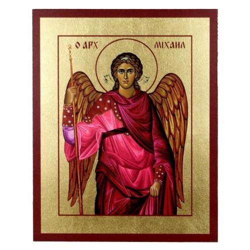 Ikona Złocona Michał Archanioł IK A-13