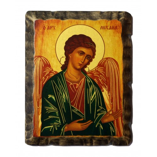 Ikona Stylizowana Michał Archanioł IKN C-09